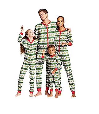 WensLTD Family Matching Xmas Pajamas Set holiday ads amazon 4chion lifestyle