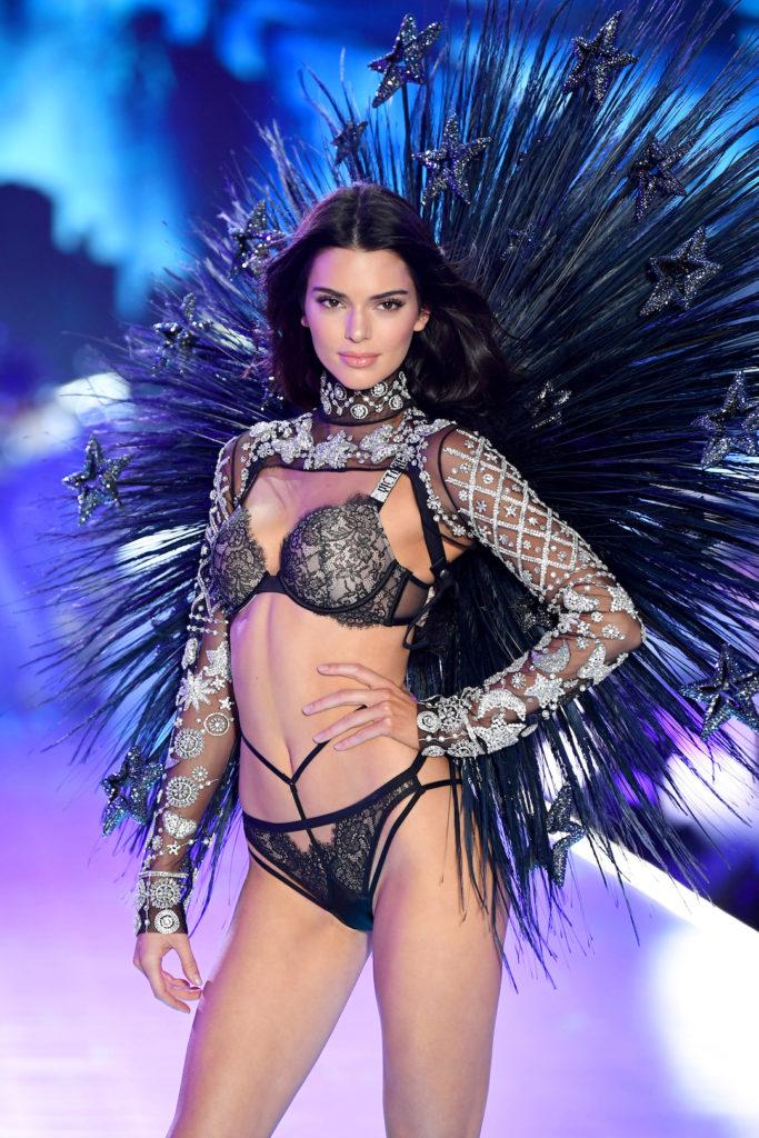 2018 Victoria's Secret Fashion Show in New York - Runway