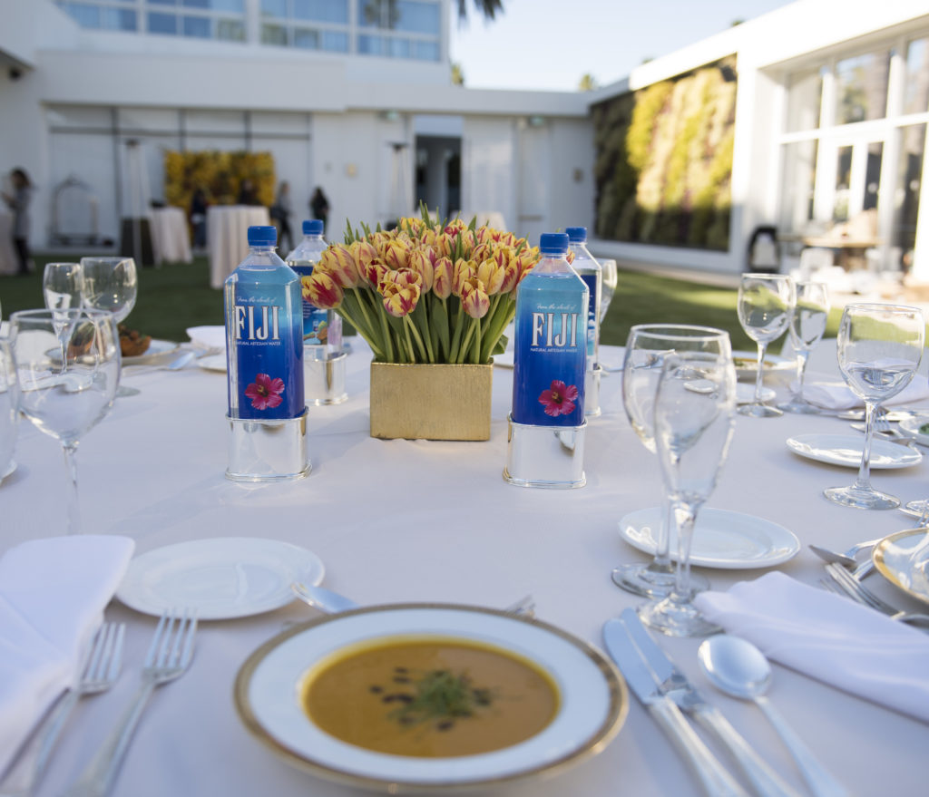 Menu for the 76th Annual Golden Globe Awards 4chion Lifestyle