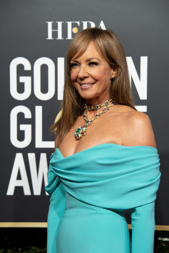 Allison Janney Golden Globes 4Chion Lifestyle