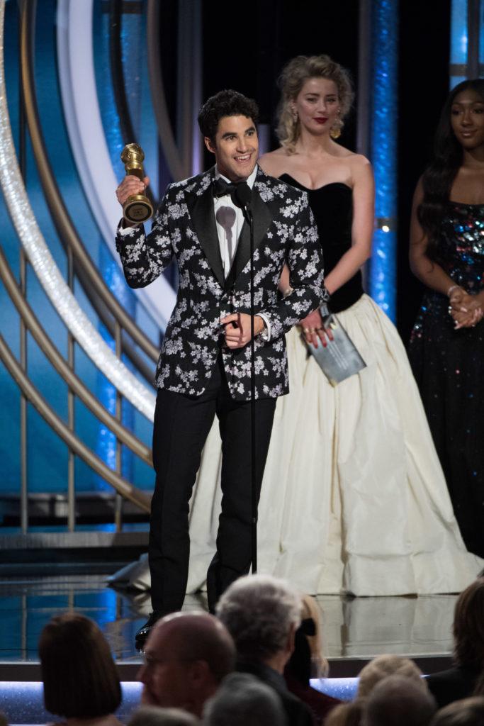 Darren Criss Golden Globes 4chion lifestyle