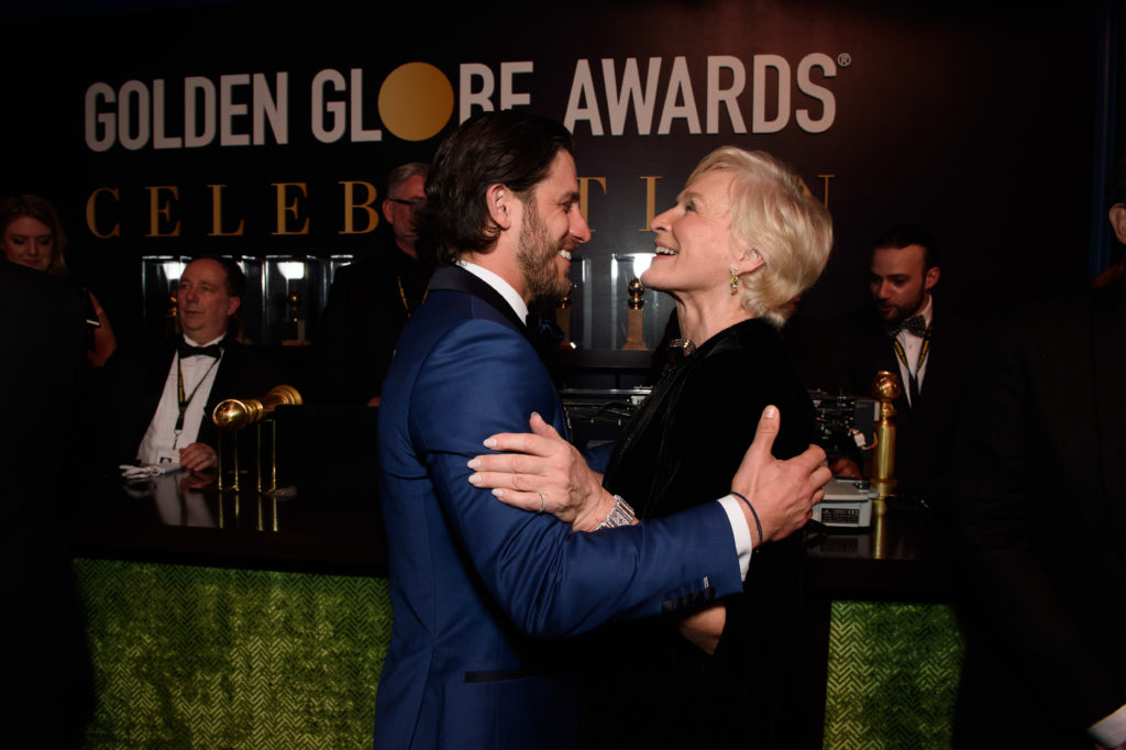 Glenn Close  Golden Globes 4chion lifestyle
