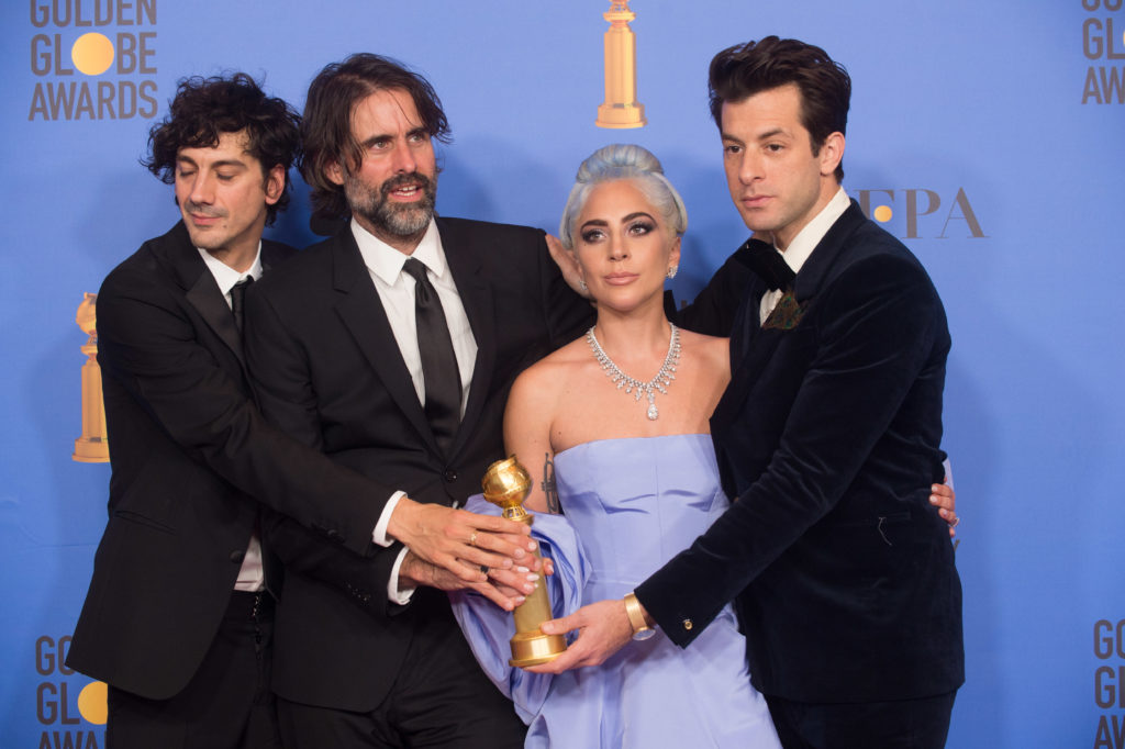 Lady Gaga Golden Globes 4chion lifestyle