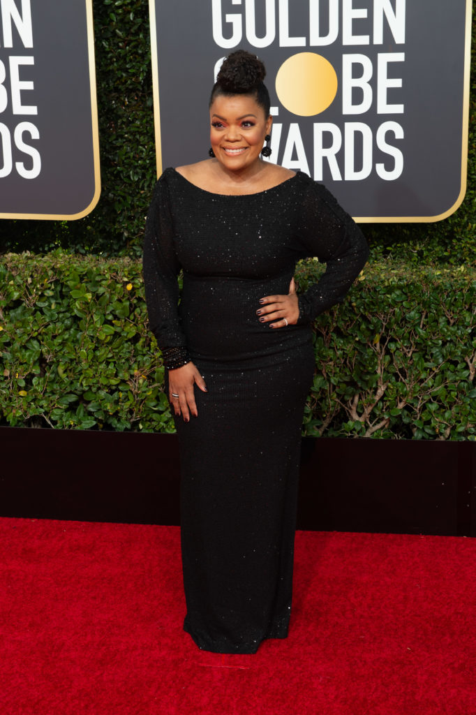 Yvette Nicole Brown Golden Globes 4Chion Lifestyle Party