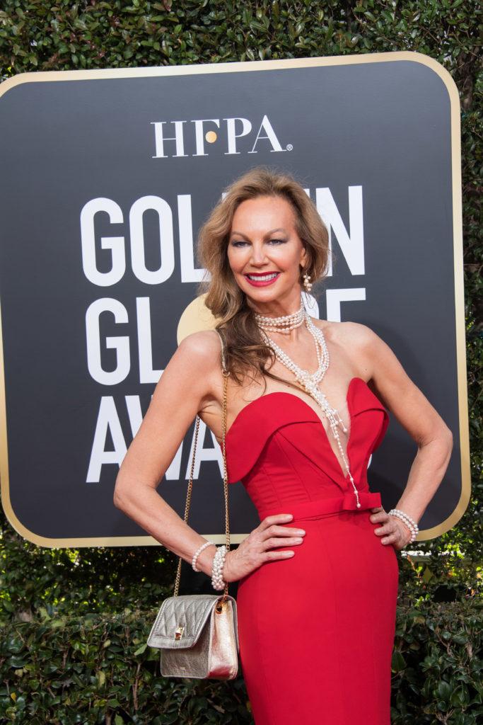 Margaret Gardner Golden Globes 4chion lifestyle party