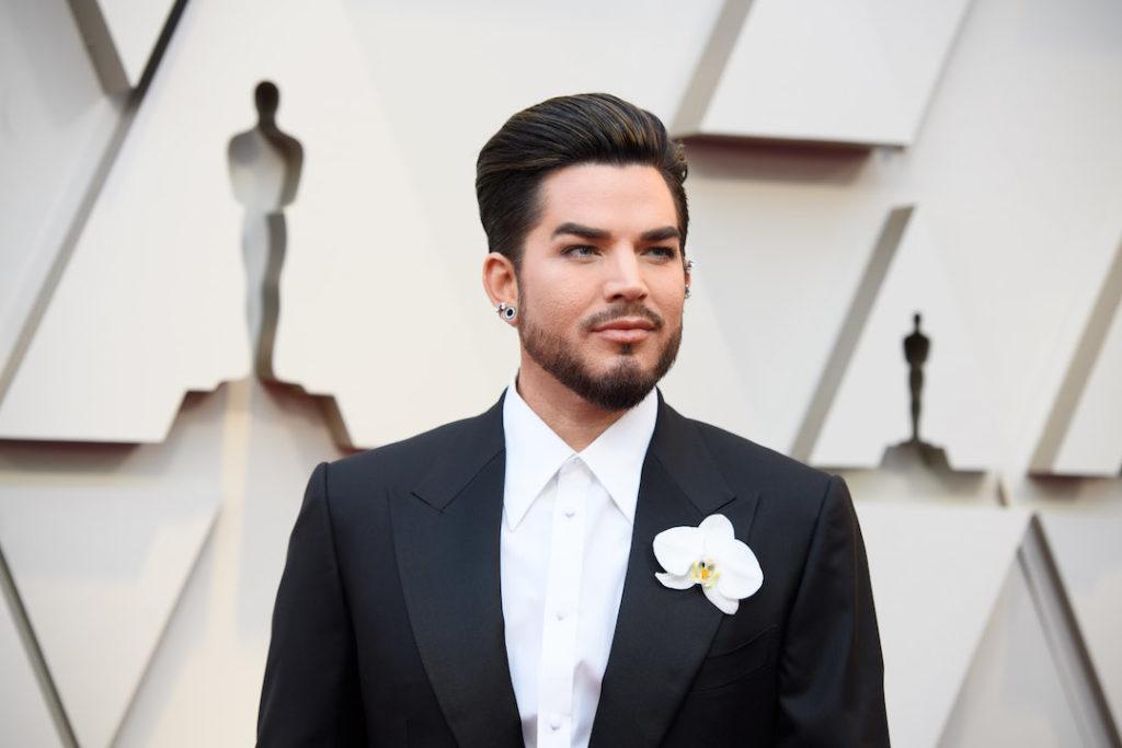 Adam Lambert Academy Awards 4chion Lifestyle