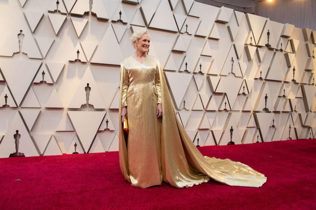 Glenn Close Academy Awards 4chion lifestyle
