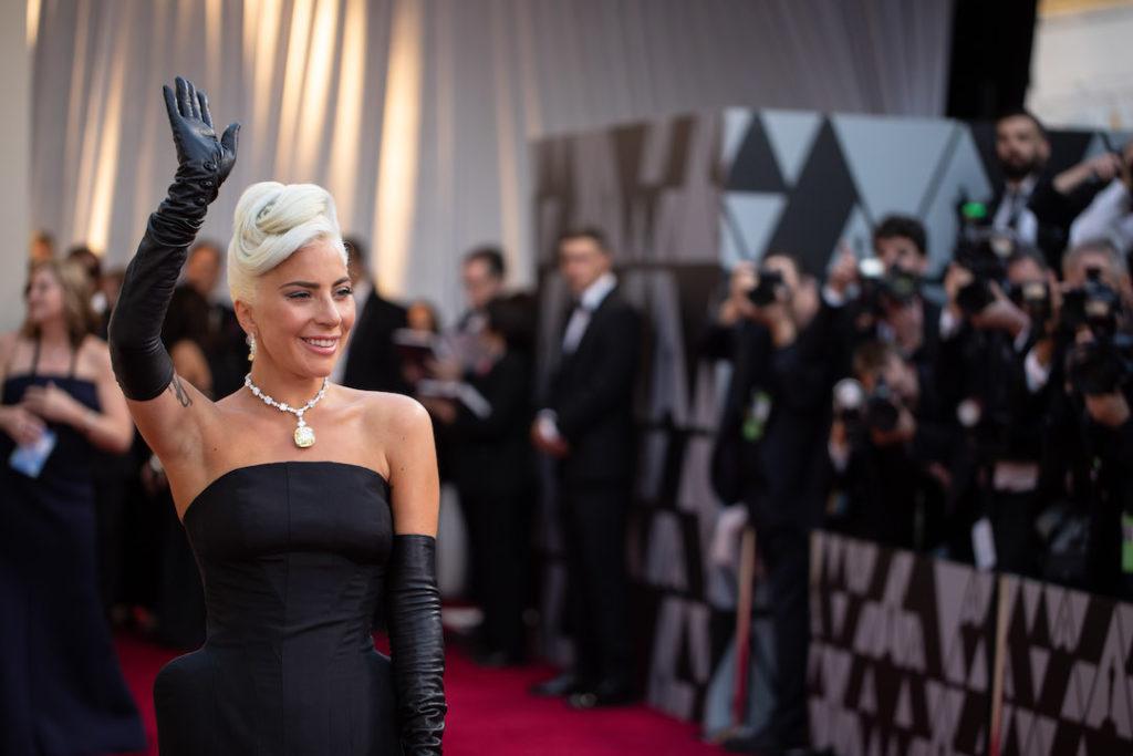 Lady Gaga Academy Awards 4chion lifestyle