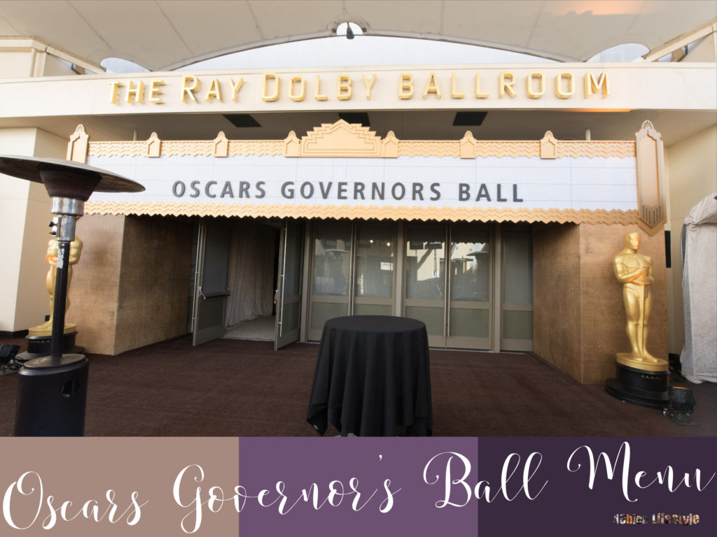 Oscars Governor's Bars 4chion Lifestyle
