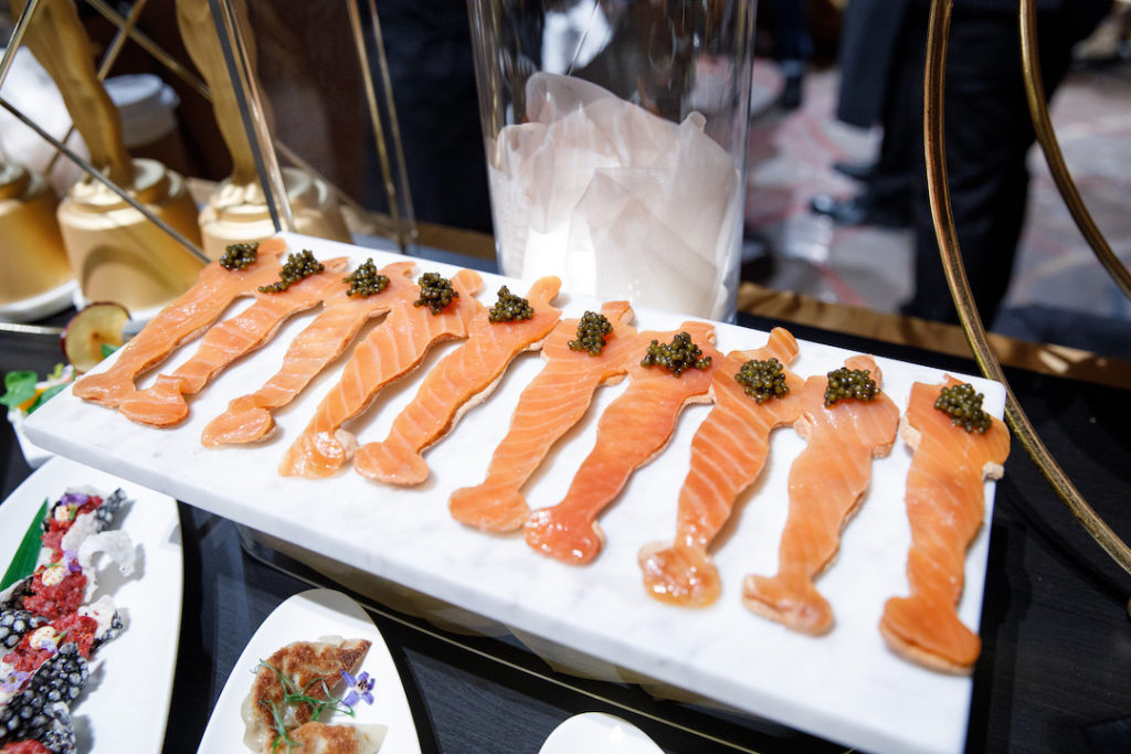 91st Oscars®, Governors Ball Press Preview flowers