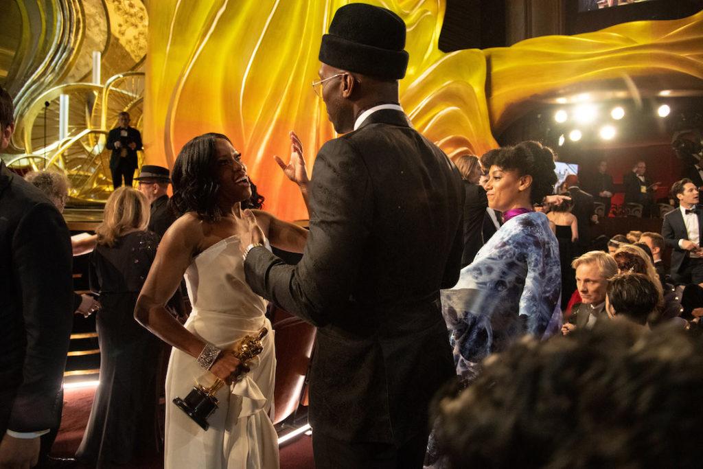 Regina King Mahershala Ali Academy Awards 4chion Lifestyle