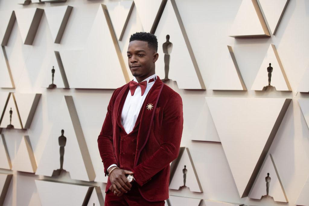 Stephan James Academy Awards 4chion lifestyle