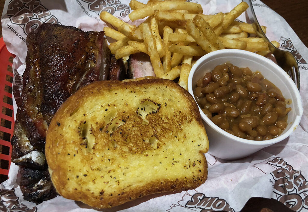 Smokey Ds BBQ 4chion lifestyle foodie road trip d
