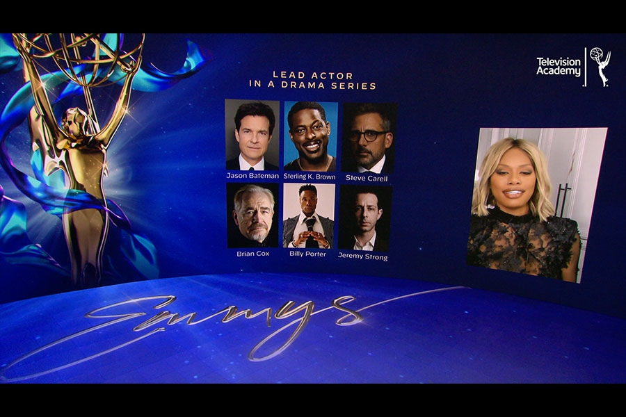 The Show Will Go On ~ Emmys® 4chion LIfestyle Noms Lead Actor