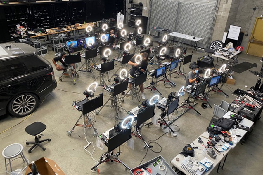 Panemmies Emmys® VIdeo Equipment for Nominees