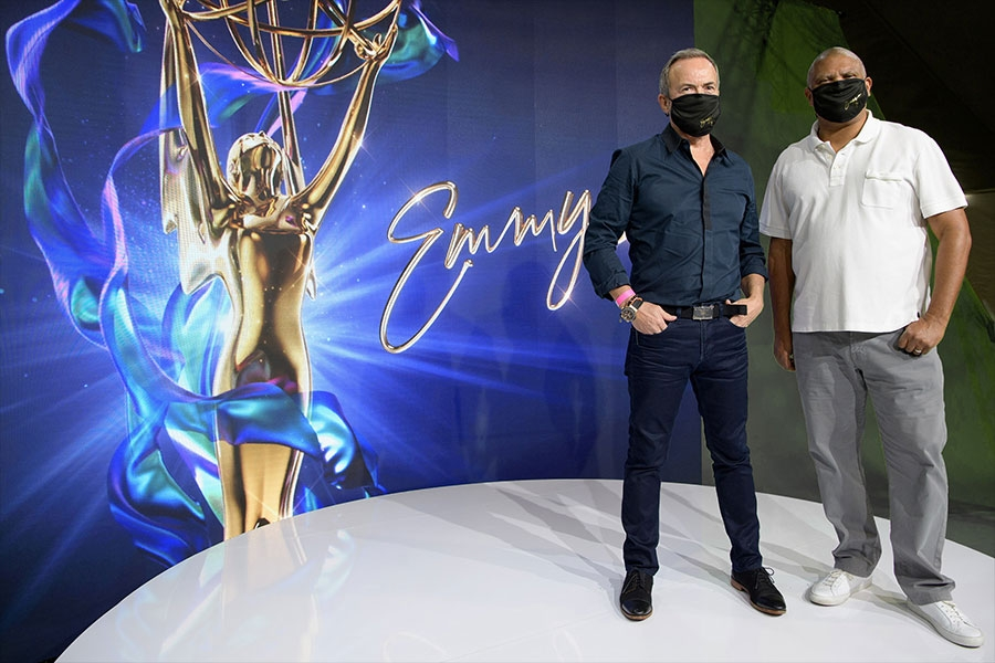 Panemmies Masks Emmys® 4Chion Lifestyle
