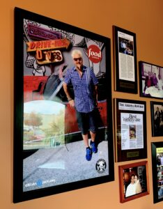 Andreoli Food Network Guy Fieri DDD 4Chion Lifestyle Foodie