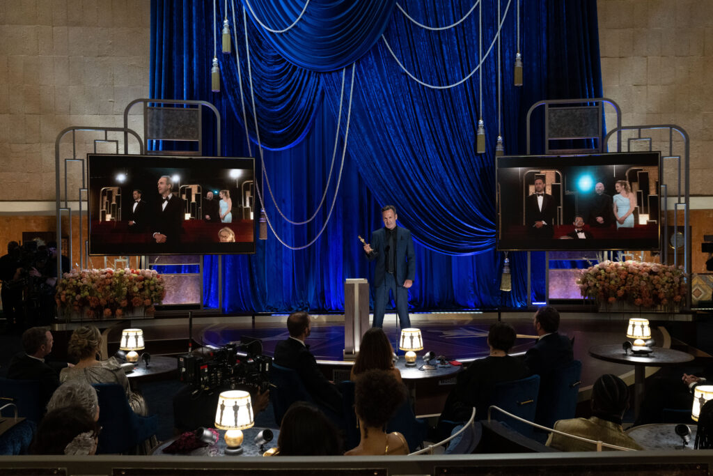 Scott Fisher at The Academy Awards 4Chion Lifestyle