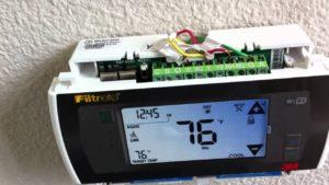 Replace Thermostat Merriam, Kansas