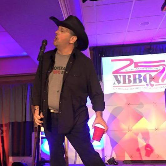 Performing at the National BBQ Association National Conference