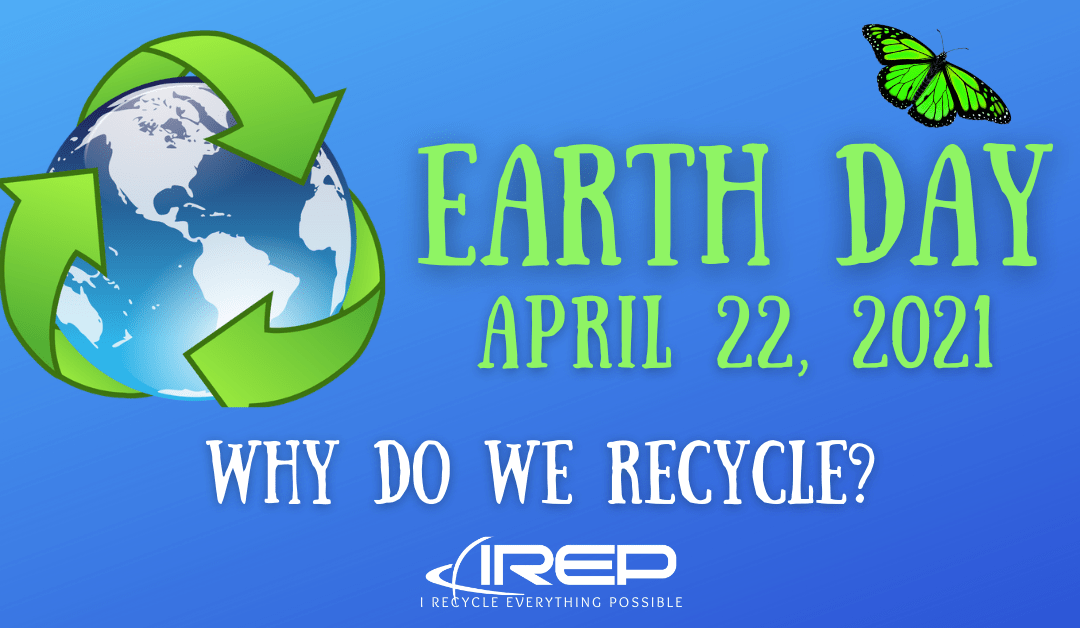 Research & Advice for Recycling on this Beautiful Earth Day