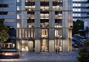 275 George Street Client: John Holland Market: Commercial Office Value: $5M Location: Sydney, NSW