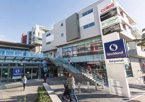 Coles Supermarkets - Stockland Balgowlah Client: Lend Lease Market: Retail Value: $390 000 Location: Balgowlah, NSW