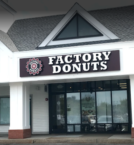 Factory Donuts Newtown PA