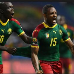 #AFCON: Cameroun 2-0 Guinea Bissau