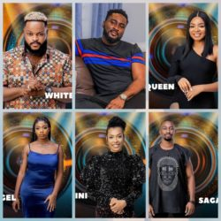#BBNaija: Who will be evicted today 26th September? Predict the correct housemate(s) and win a recharge card