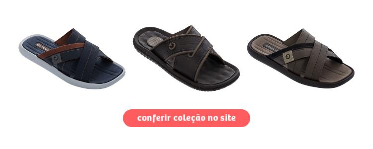 Clique para acessar a categoria de chinelos Cartago na loja Daniel Atacado.