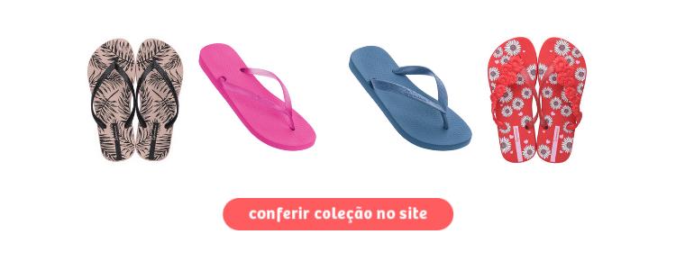 Clique para comprar os calçados femininos da Ipanema na Daniel Atacado.