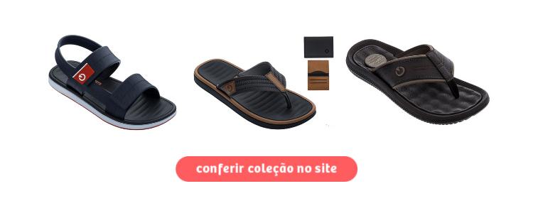 Clique para comprar calçados da Cartago no site da Daniel Atacado.