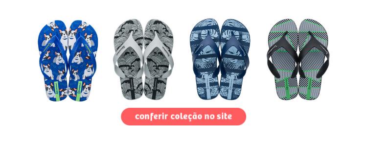Clique para comprar calçados masculinos da Ipanema.