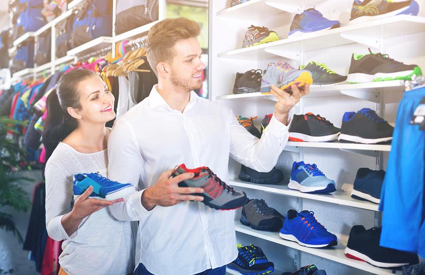 como ser um bom vendedor de calçados