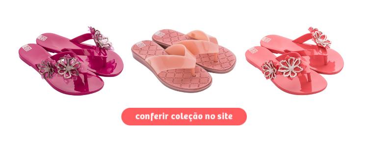 Clique e confira os modelos de chinelos da Zaxy no atacado.