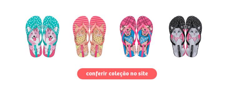 Clique na imagem e acesse a coleção infantil da Ipanema.