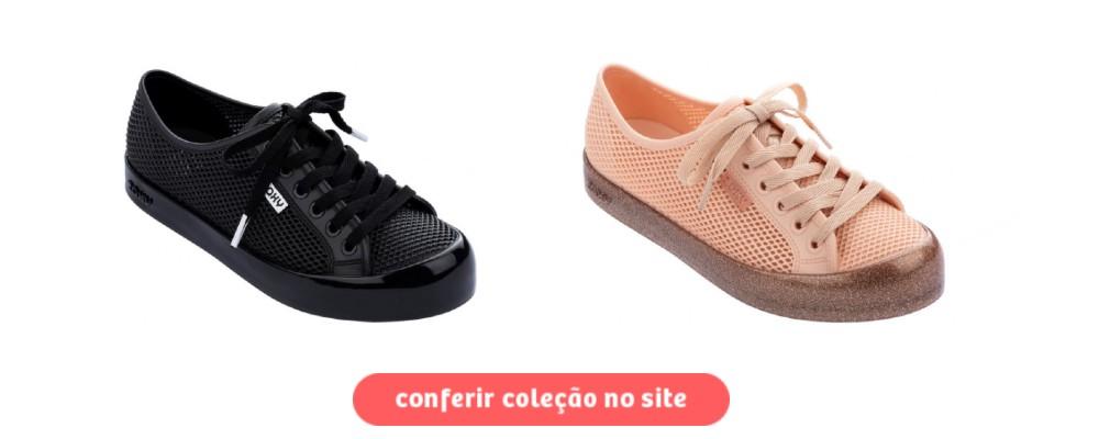 calçados de outono inverno - tênis