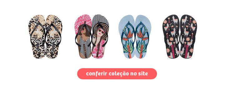 Clique e acesse os chinelos femininos da Ipanema para o verão 2020 na Daniel Atacado.