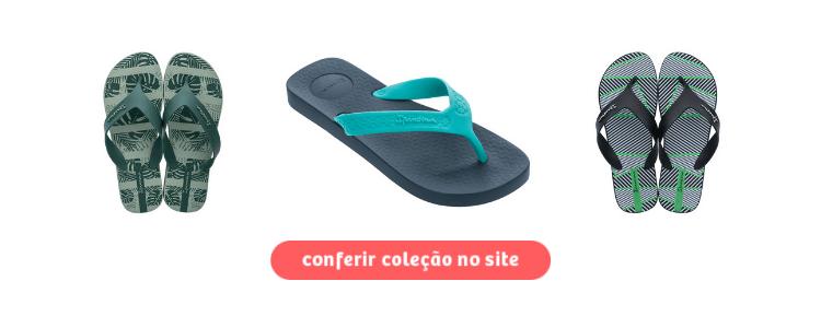 Acesse agora os chinelos Ipanema para a primavera verão 2020 da Ipanema clicando na imagem.
