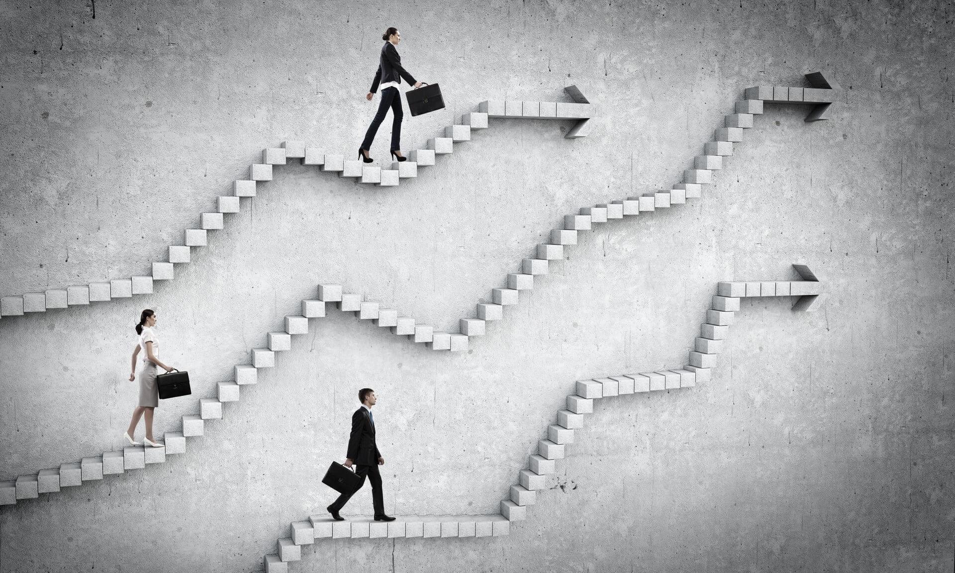 plano de carreira para motivar vendedores