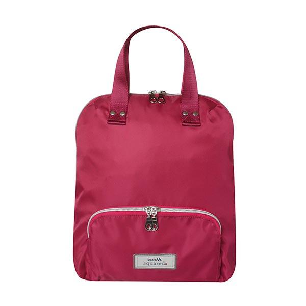 Brushed Canvas Pink Backpack