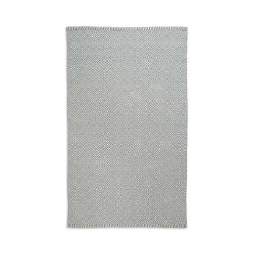 Recycled Plastic Bottle Dove Grey Provence Floor Rug