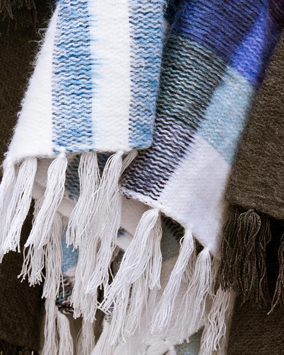 Hanging Wool Blankets Outdoor Accessories