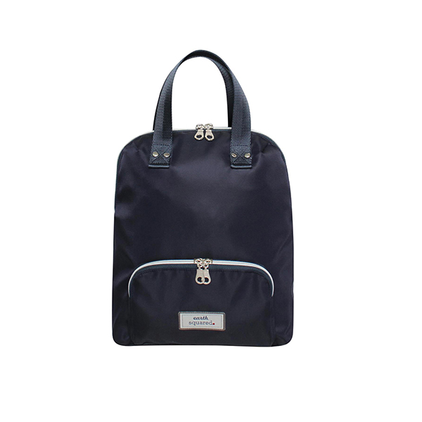 Voyage Canvas Navy Mini Backpack