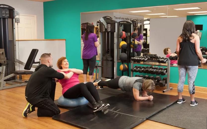 Fit Figures Studio - Women's Fitness