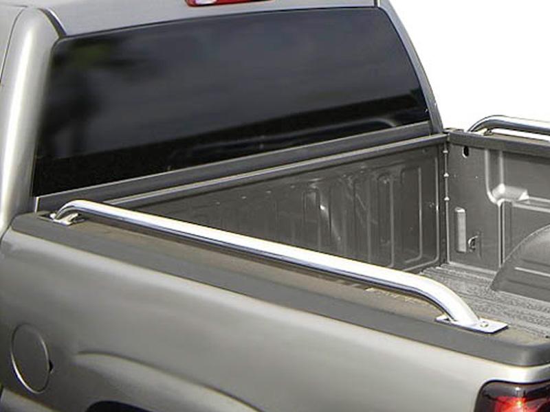 ICI side bed rails