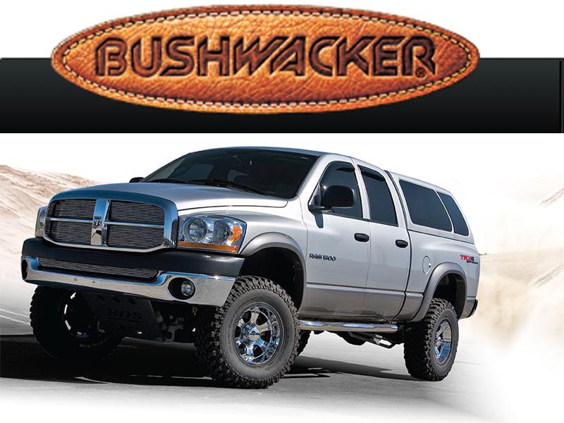 bushwacker dodge