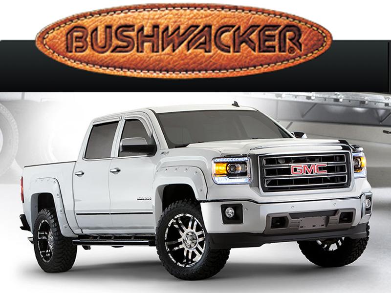 bushwacker gmc