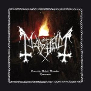 Mayhem - Atavistic Black Disorder / Kommando
